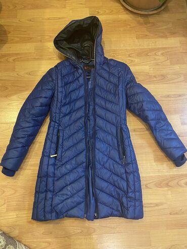 Зимняя куртка 44-46 р по 800 с