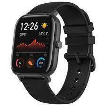 Умные часы Amazfit GTS Smart Watch Бишкек  *При подлючении к приложени