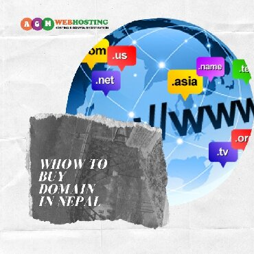 AGM web hosting is the best domain hosting service provided there in Kathmandu