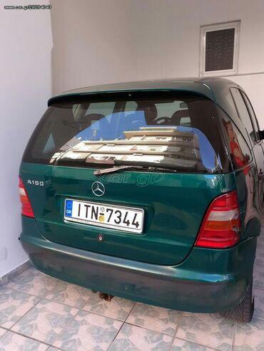 Mercedes-Benz A 160 1.6 l. 1998 | 200000 km