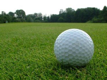 Гольф (б/у мячики для игр в гольф)