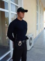 Охранные услуги. Обеспечение порядка массовых мероприятий