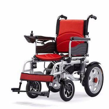 184 объявлений: Электрическая инвалидная коляска Батарея 12 ампер Свинцово-Кислотная