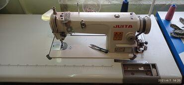 Швейный механик - Кыргызстан: Продаю 2 швейные машинки с матором