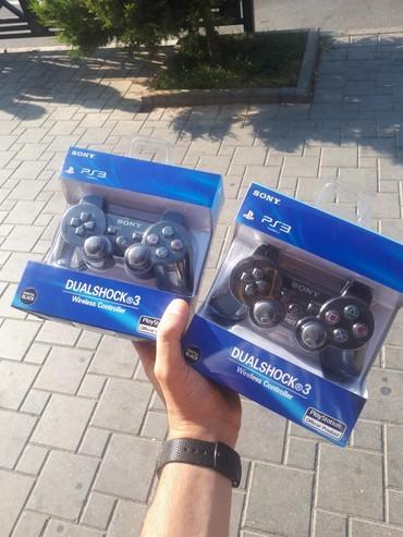 playstation3 - Azərbaycan: Playstation3 pult playstation 3 pultu Mehsul yenidir ve karopkasinda