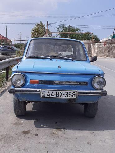 zaz 968m - Azərbaycan: ZAZ 968 Zaporozhec 1991