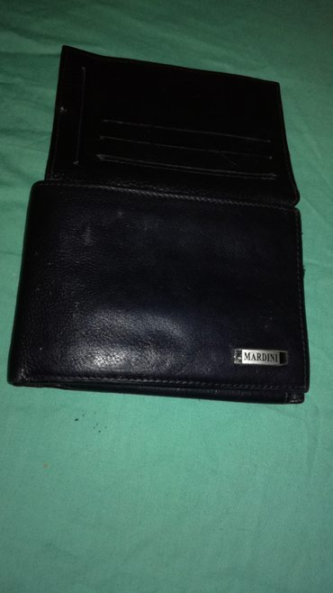 Black Wallet Mardini