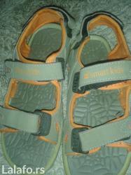 Muske sandale br. 34 sledi slika,kupljene u grckoj placene 20 eura, - Gornji Milanovac