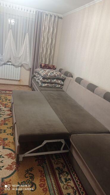 Срочно продается мягкая мебель с 6 подушками в городе Балыкчы  Расклад