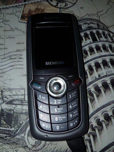 Продаю музейный экспонат телефон siemens оригинал япония. в Тюп