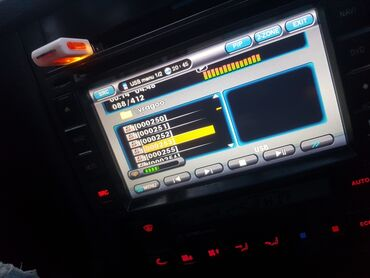 bmw monitor - Azərbaycan: Kubik monitor BMW original Usb2 aux cixisiBluetooth Radio Camera