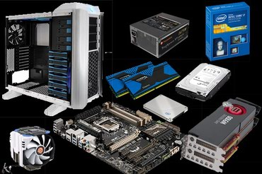 Скупка компьютеров и комплектующих: Материнские карты Видеокарты Проце