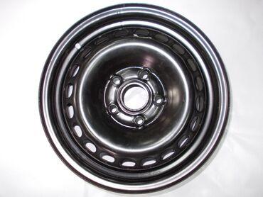 железные диски r15 в Кыргызстан: Продаю 5 штук железные диски r15