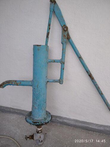 шезлонг качалку в Кыргызстан: Продаю качалку для скважины 1,000сом