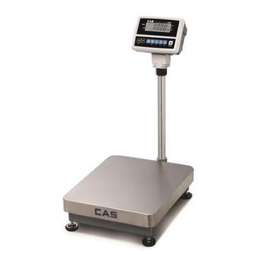 Другая бытовая техника - Кыргызстан: Весы CAS HDI-150 представляют собой прочную и надежную конструкцию