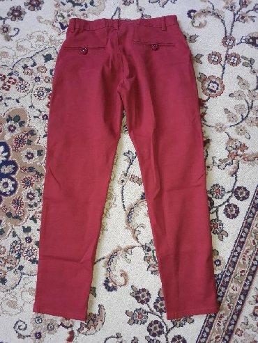 зауженные джинсы для мужчин в Кыргызстан: Джинс брюки новые.emka сидит идеально