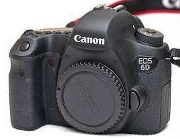 canon 1200 d в Кыргызстан: Canon 6d Новый!!!