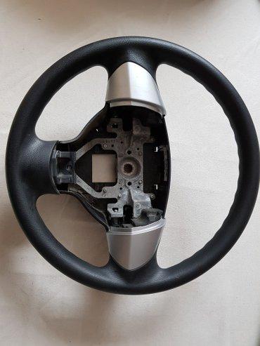Auto delovi - Loznica: Mitsubishi colt z30 i cz3 volan u odličnom stanju. Kontaktirati putem
