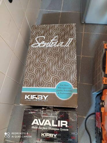 Модель KIRBY Sentria 2, 2014 год выпусканасадка для глубинной чистки