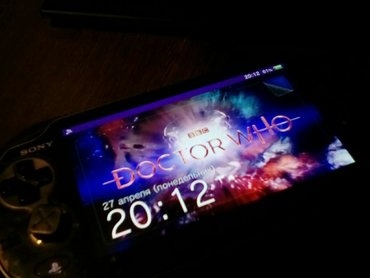 PS Vita (Sony Playstation Vita) в Кыргызстан: Продаю Ps Vita прошитая 3.65 enso henkaku игр полно. состояние