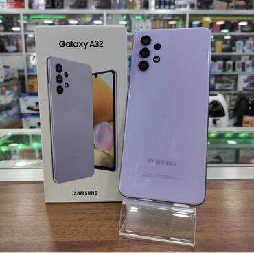 265 elan: Samsung Galaxy A32 | 64 GB | Qara | Zəmanət