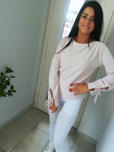 Ody bluza - Srbija: Bluza majica vrhunski kvalitet premekani pamuk elastin Super model UVO