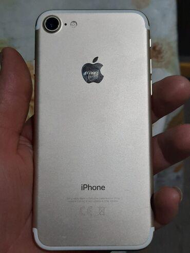 ayfon 5g - Azərbaycan: İşlənmiş iPhone 7 32 GB Qızılı