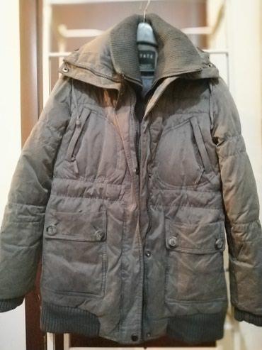 Женская куртка,теплая,внутри не в Бишкек