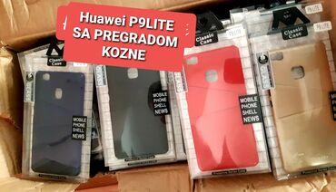 Huawei nova - Srbija: Huawei P9Lite/Kožne/nove/vise vrsta vise boja na dve kupljene jedna