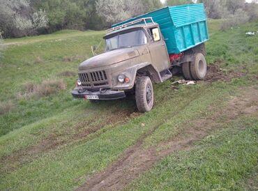 Песок сеянный - Кыргызстан: Зил По городу | Борт 8500 кг. | Вывоз строй мусора, Доставка щебня, угля, песка, чернозема, отсев, Грузчики
