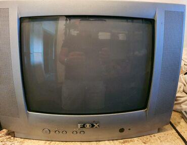 Fox Televizor kupljen u Beogradu u radnji, nema tragova koriscena. Ma