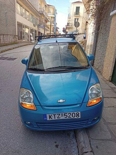 70 ads for count | ΟΧΉΜΑΤΑ: Chevrolet Matiz 1 l. 2007 | 100000 km