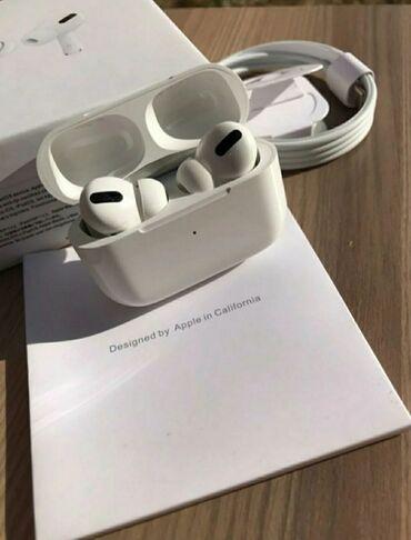 2694 объявлений: НОВЫЕ Airpods pro lux copy Отличного качество наушники По Отличной