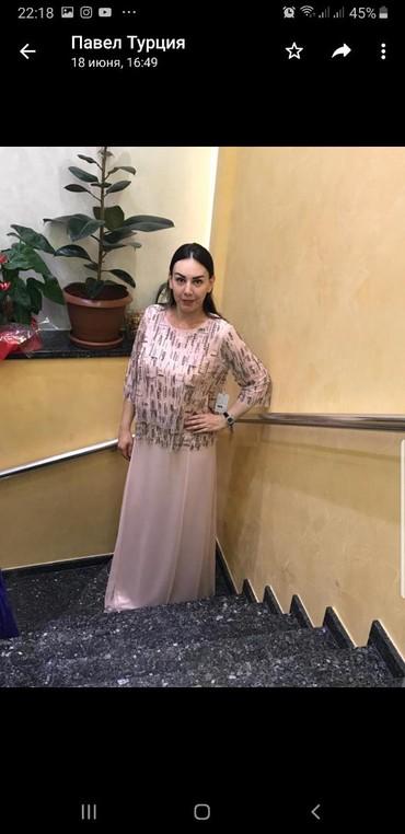 Вечернее платье качества премиум в Кант