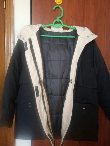 Черная женская куртка брали в магазине @ulzzang носили всего месяц