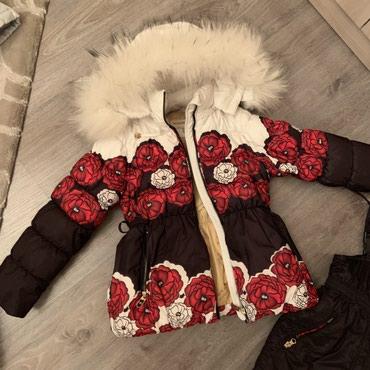 Зимний комплект: утепленные штаны и в Бишкек