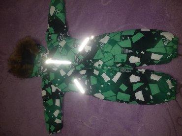 резиновый комбинезон детский в Кыргызстан: Продам детский зимний комбинезон, размер на 3-4 года;104 см. Состояние