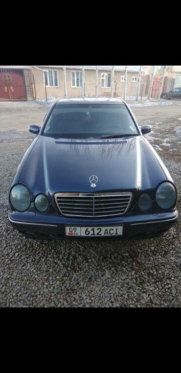 Mercedes-Benz E 320 3.2 л. 2000
