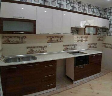 стол деревянный кухонный в Азербайджан: Мебель на заказ | Сундуки, Витрины, горки, ТВ стенды | Бесплатная доставка