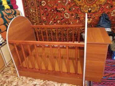 Мебель - Узген: Б/у детский манеж продаю. Состояние отличное