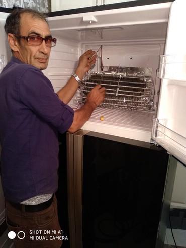 ремонт кожаной одежды - Azərbaycan: Ремонт холодильников