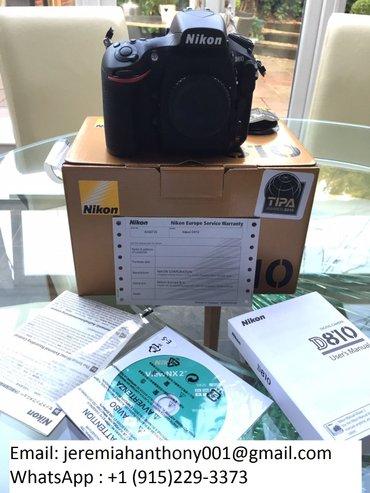 Νέα ψηφιακή φωτογραφική μηχανή Nikon D810 / σε Μαλεβίζι - εικόνες 2