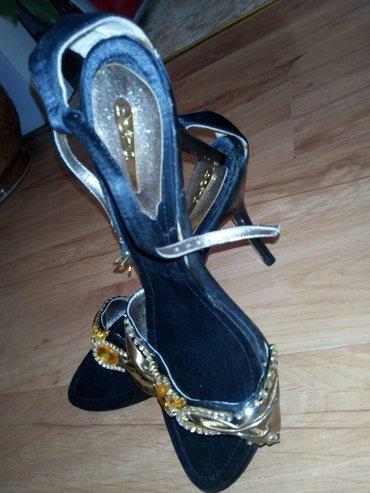 Nove sandalice sa cirkonom,kupljene u inostranstvu br 37 - Loznica