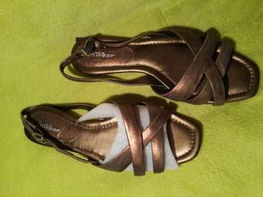 Ženska obuća | Odzaci: SANDALE 36,5 CISTA KOZA I RUCNI RAD