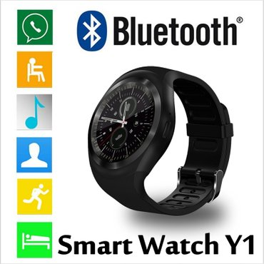 Elegantni smart watch y1 - pametni sat -mobilni telefon   elegantni sm - Kragujevac