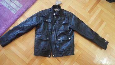 """""""Bata"""" kozna jakna, muska M vel sa etiketom nova, cista koža"""