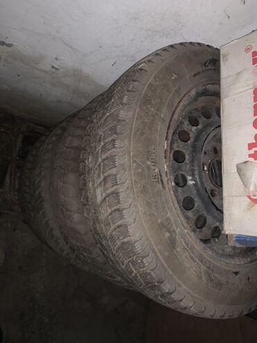 размер шин 18565 r15 в Кыргызстан: 195/65/r15 зимние шины с дисками