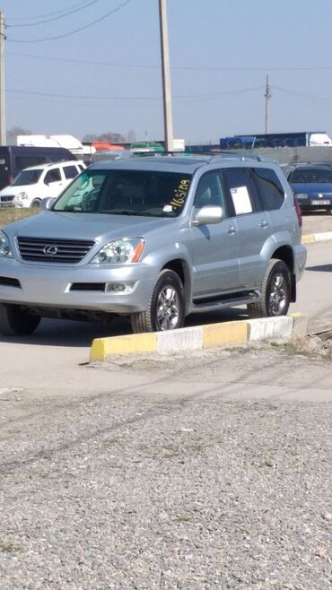 диаметр cd диска в Кыргызстан: Lexus GX 4.7 л. 2008 | 140000 км