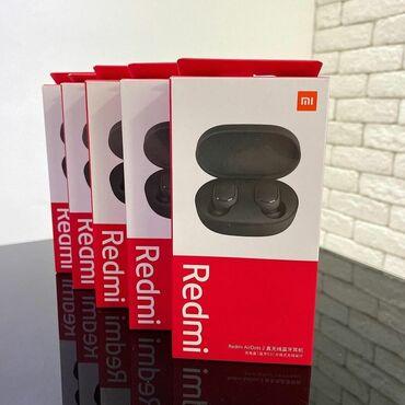 xiaomi bluetooth в Азербайджан: Xiaomi Redmi Airdots 2 Orginal Yeni 3-4 saat musiqi dinləmə imkani