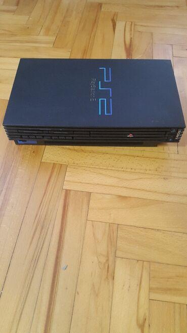 PS2 & PS1 (Sony PlayStation 2 & 1) | Srbija: Sony PlayStation 2, koriscen, ocuvan, u radnom stanju, sa memorijskom